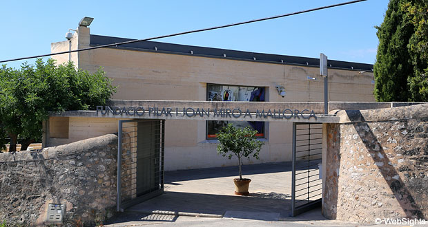 Joan Miró museet