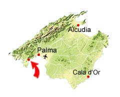 Palma Nova kart