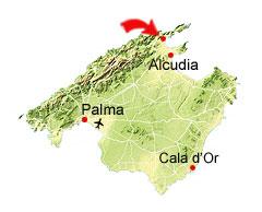 Puerto Pollensa kart